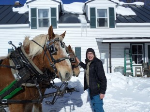 Fitch Farm Sleigh Ride